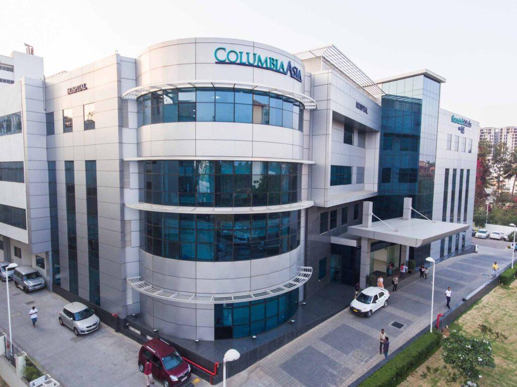 Columbia Asia Hospital, Whitefield